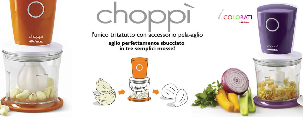 Choppi Ariete
