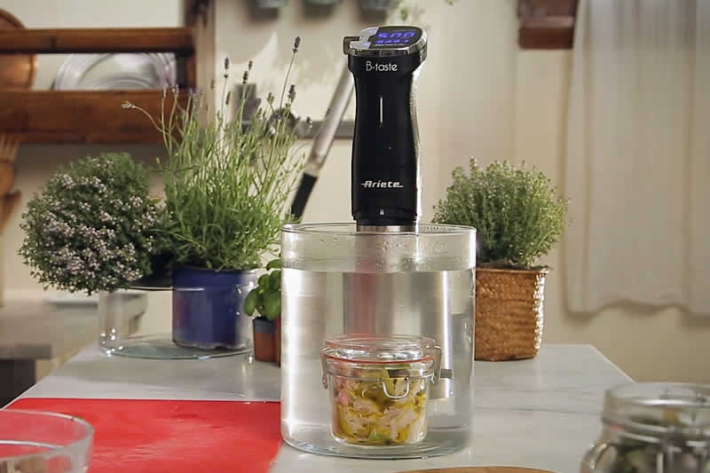 B-Taste sous vide cooking