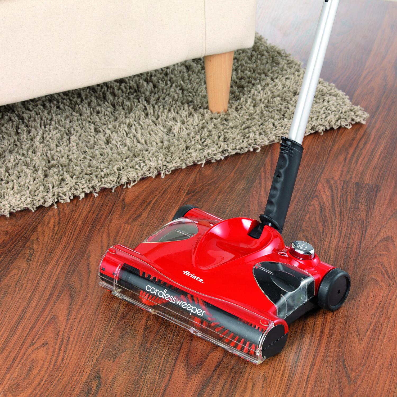 cordless sweeper ariete en