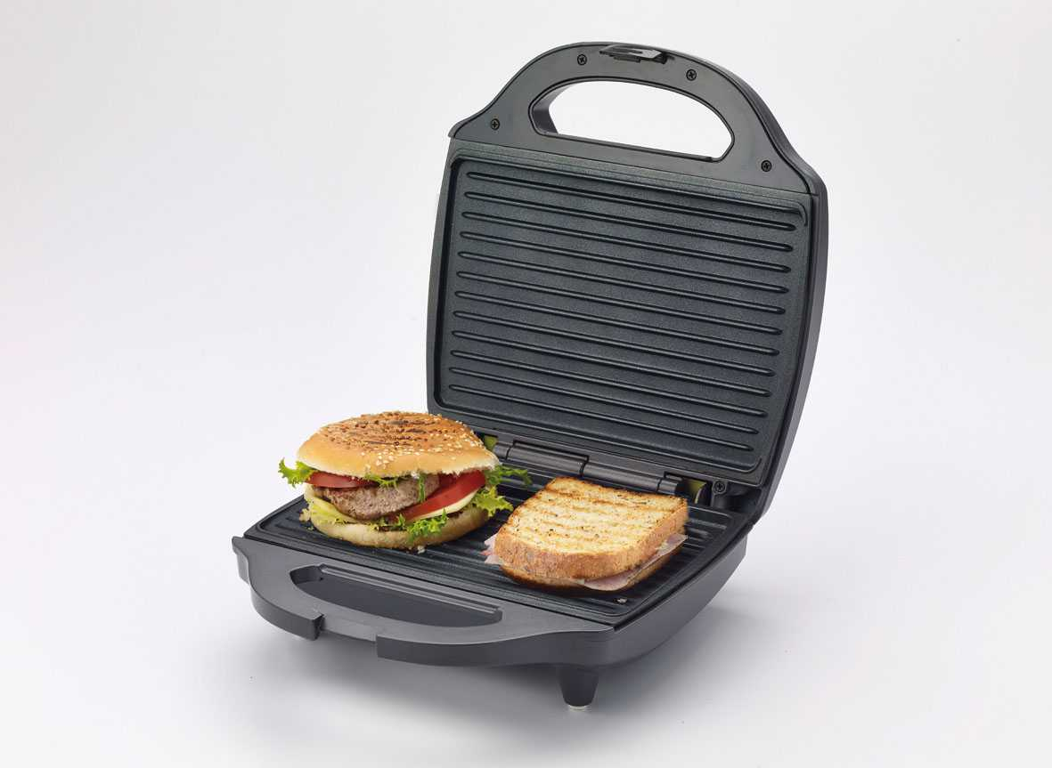 Toast grill