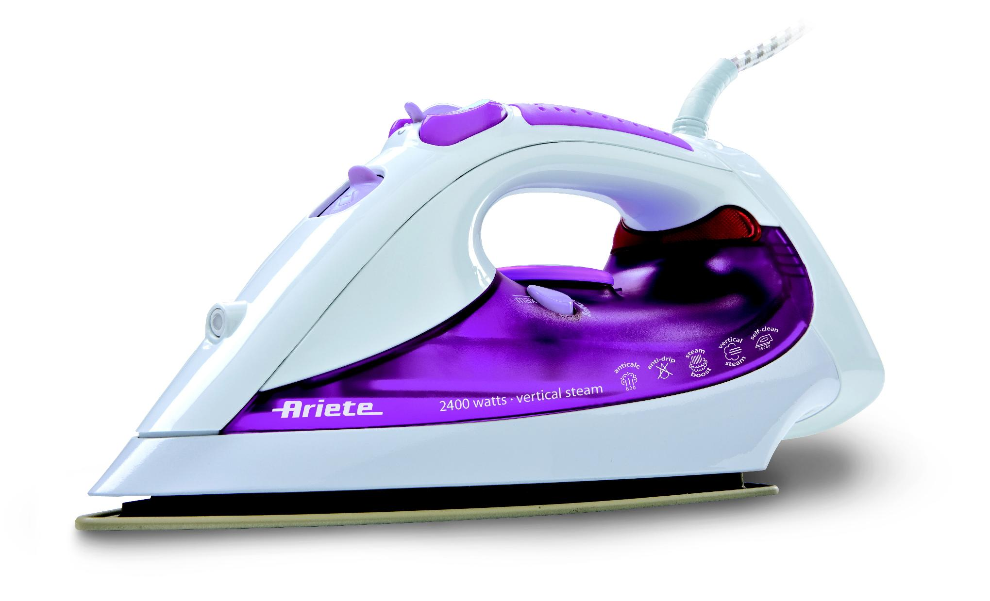 Image of Steam Iron 2400 Deluxe