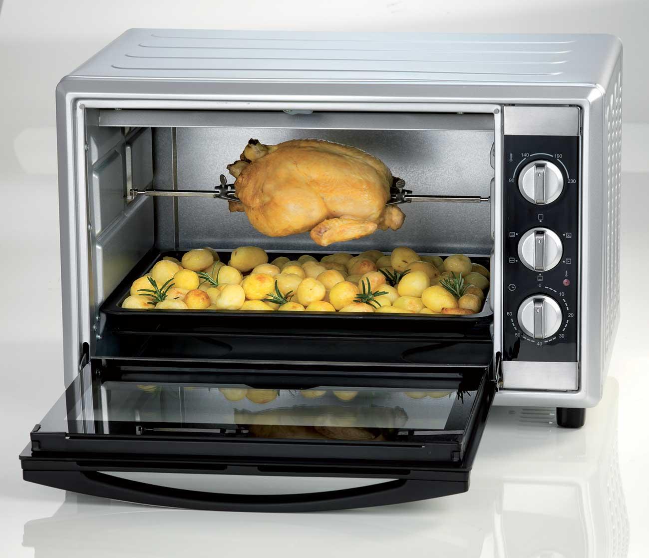 Bon cuisine 450 ariete - Forno elettrico con microonde ...