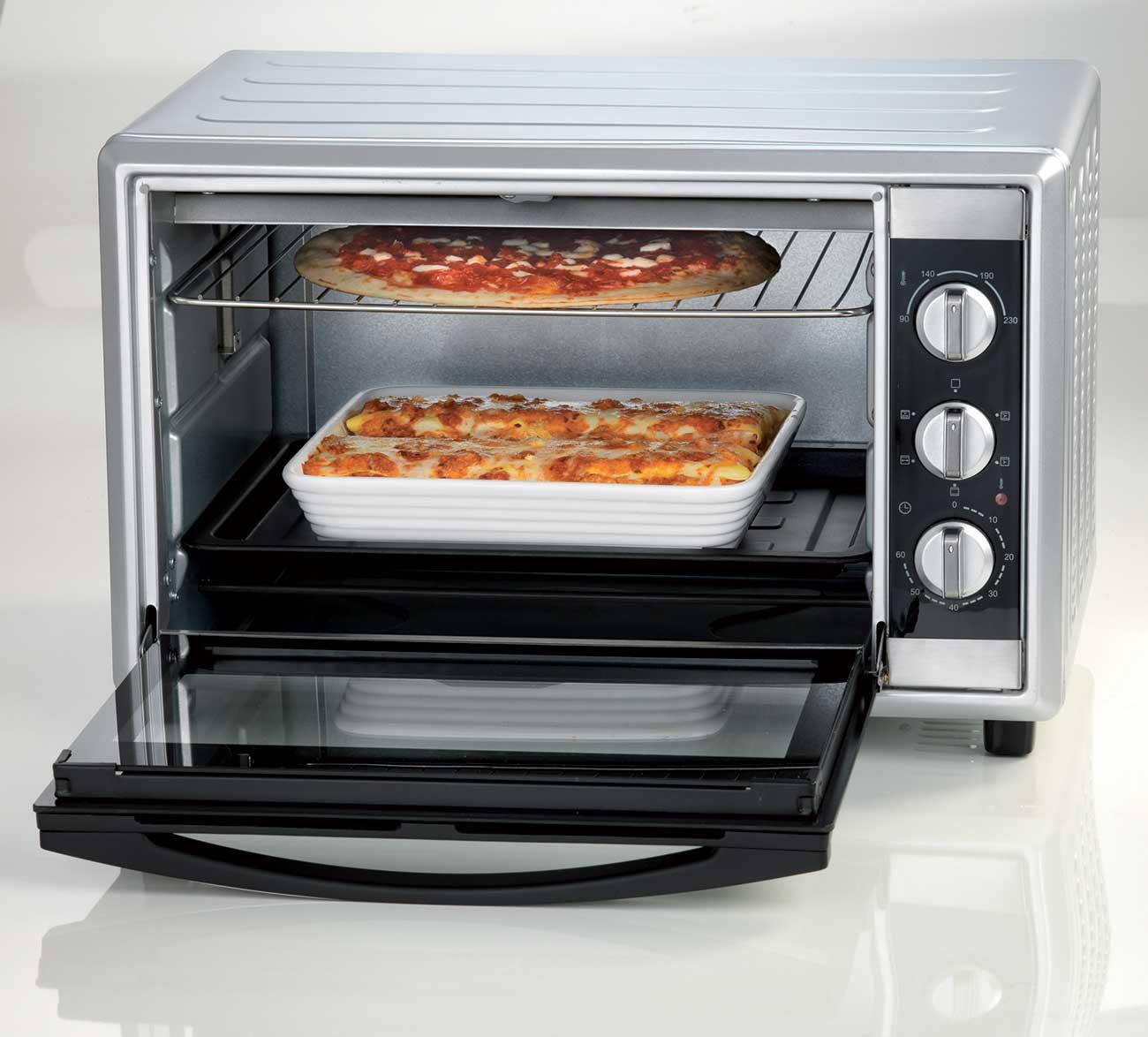 Ariete griglia ripiano acciaio inox forno Gran Gusto Bon Cuisine 450 45L 986