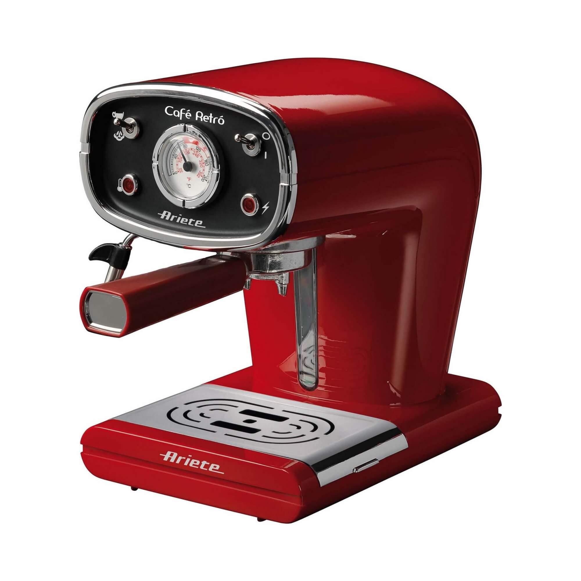 Caf retro rossa ariete prezzi - La porta rossa film completo ...
