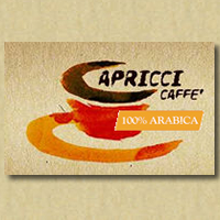 Capsule Capricci Caffè 100% Arabica