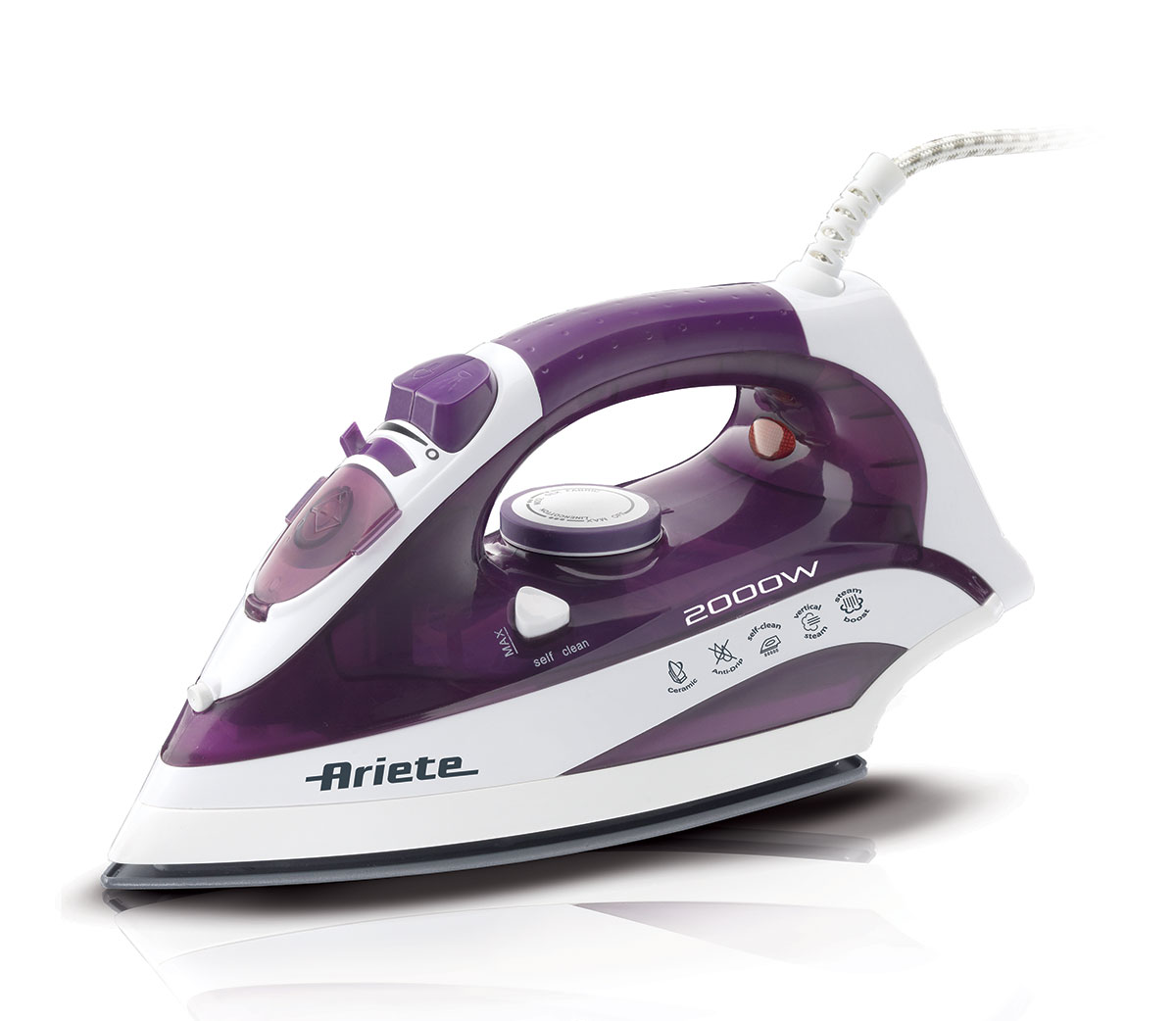 Image of Steam Iron 2000W