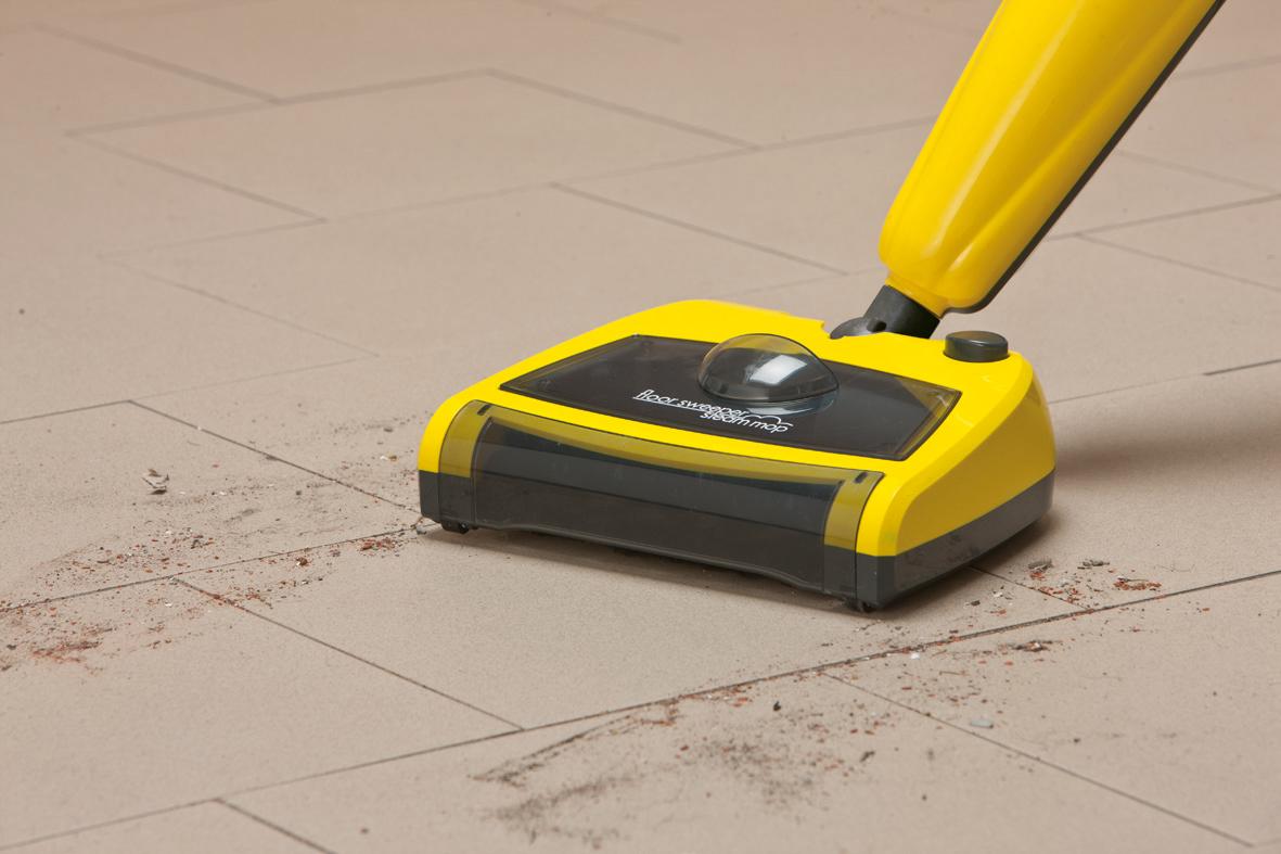 Floor Sweeper Steam Mop - Ariete (EN)