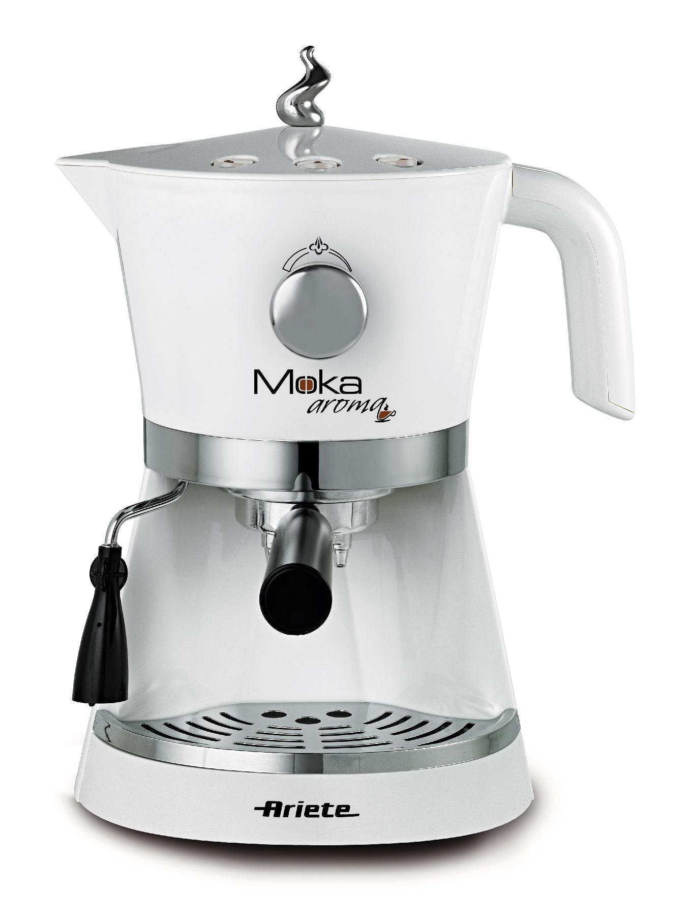 prezzo Moka Aroma Espresso bianca in offerta