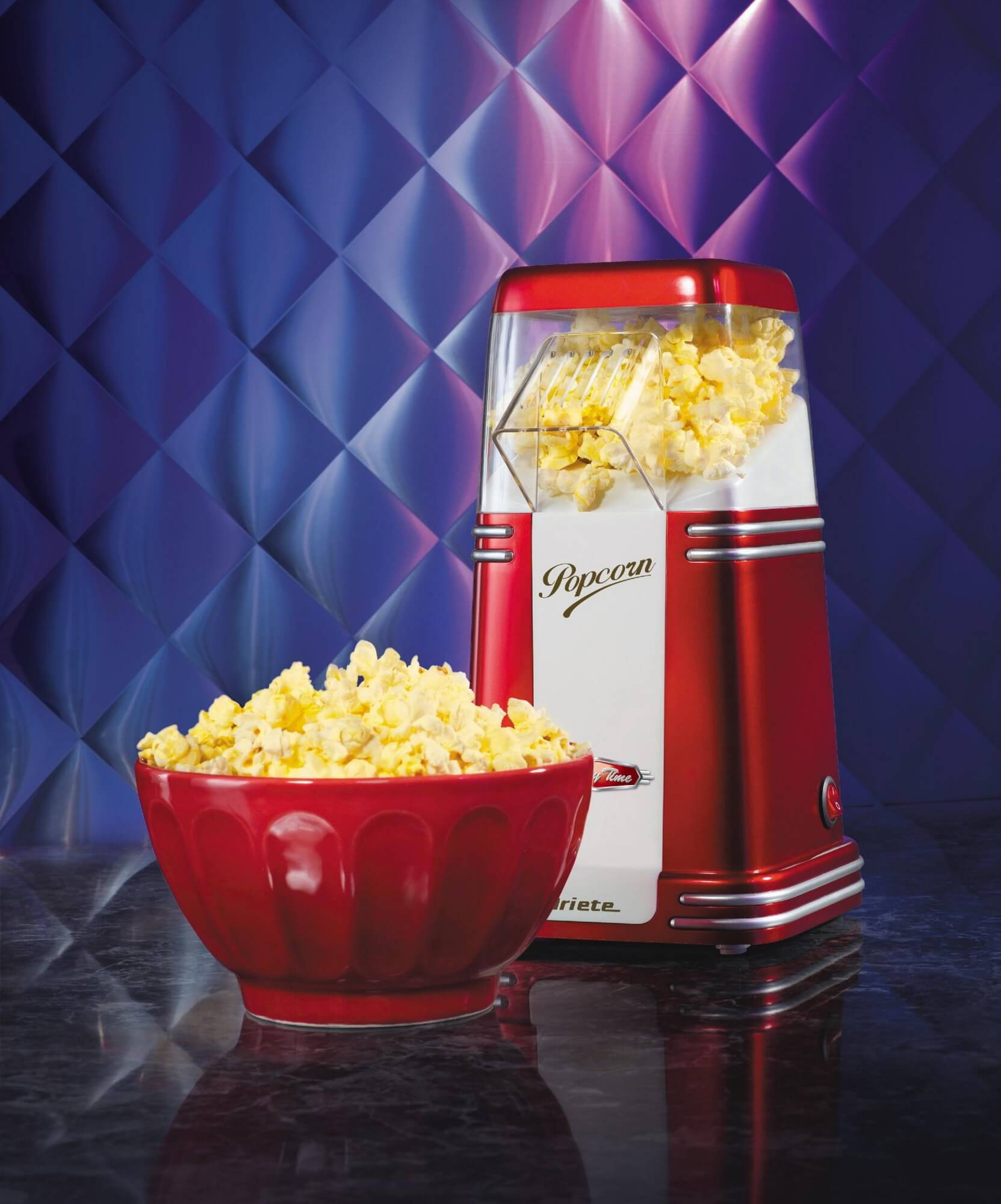 Ariete popcorn maker instructions