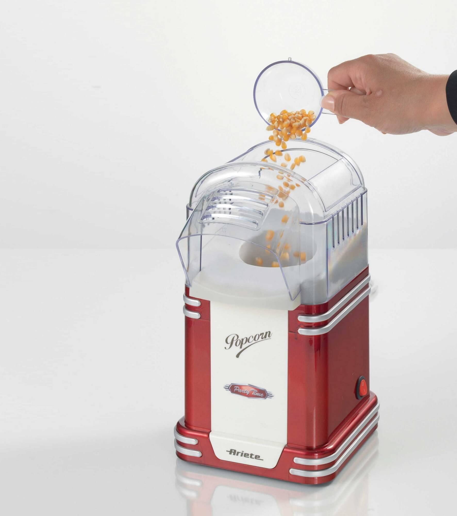 Popcorn Popper Party Time Ariete En
