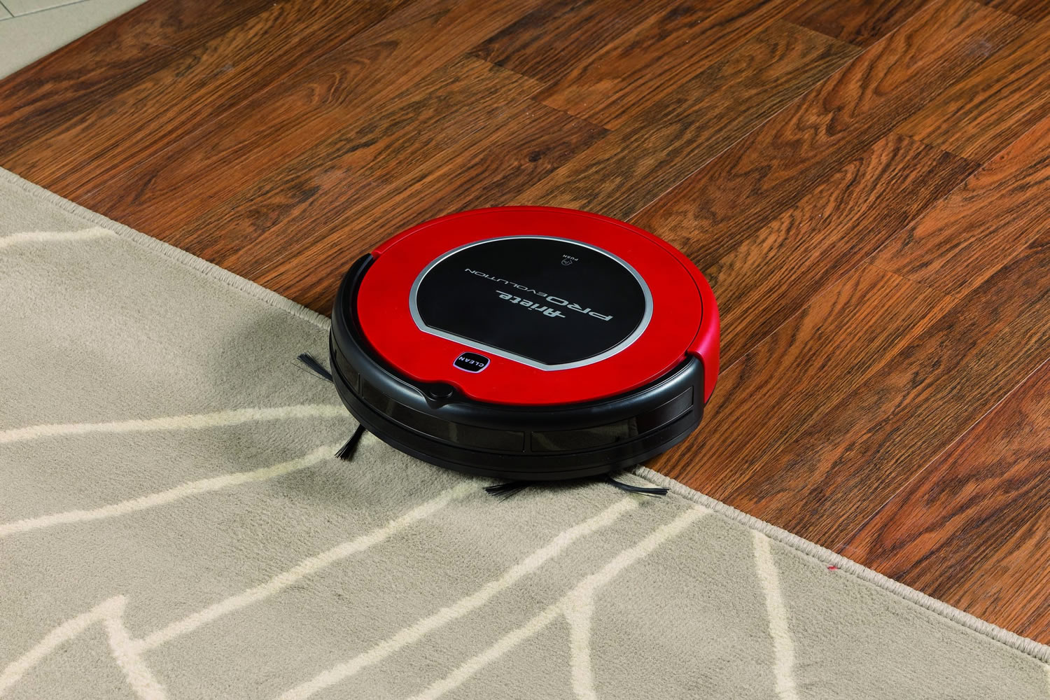 Pro Evolution Robot Vacuum Cleaner Ariete En