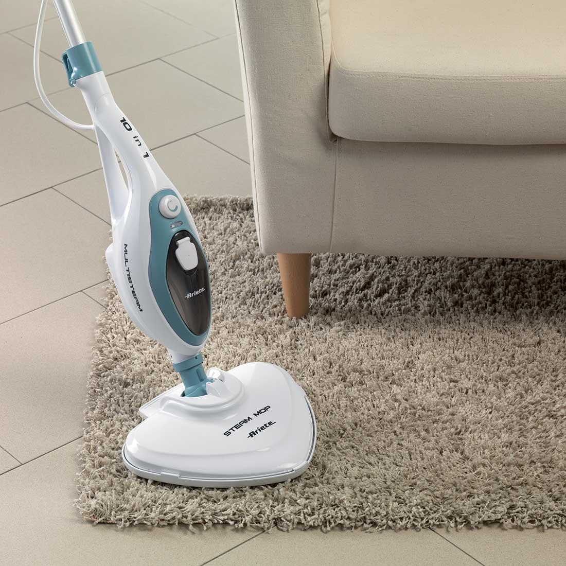 Steam mop 10 in 1 scopa lavapavimenti e generatore di - Lavapavimenti casa opinioni ...