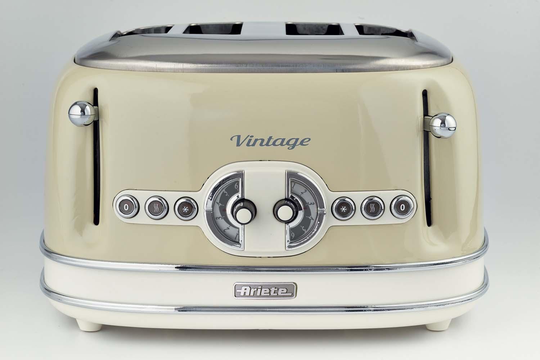 Vintage toaster 4 slice ariete en for Tostapane ariete vintage