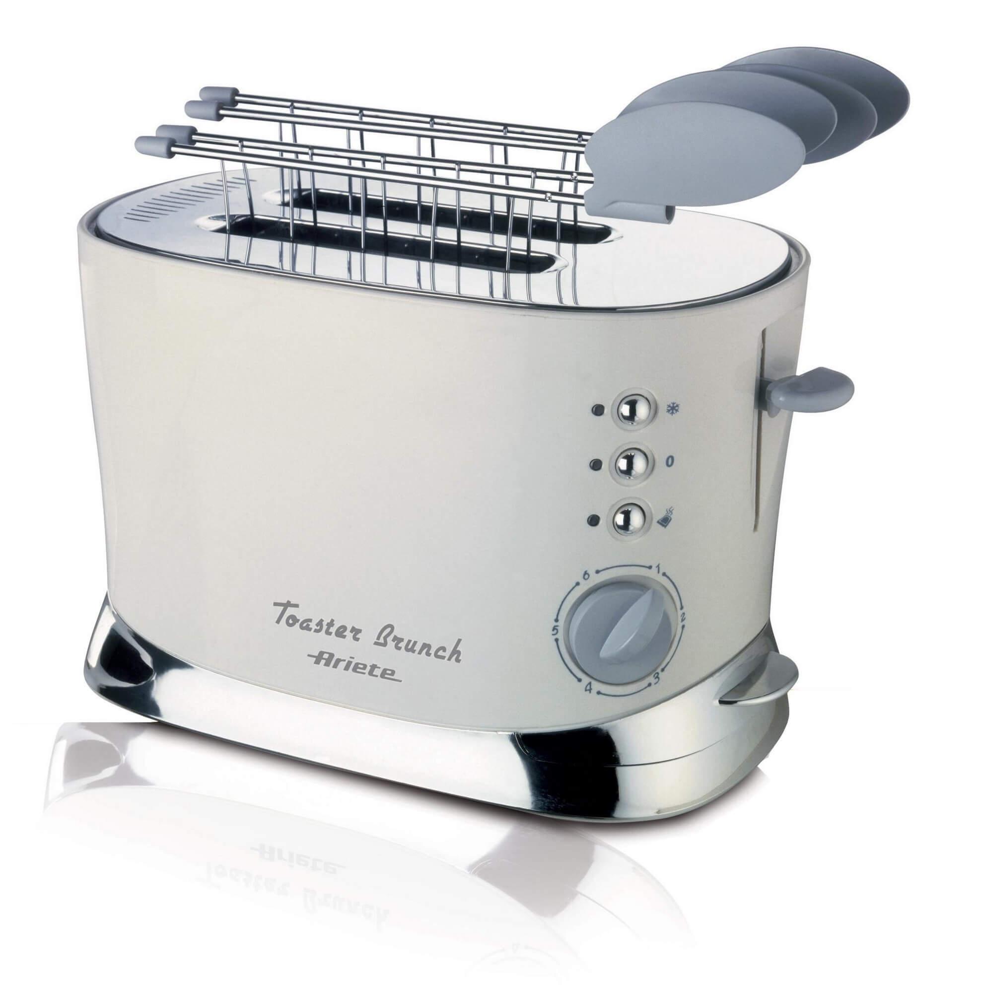 Home Ice Maker Machine Toaster Brunch - Ariete (EN)