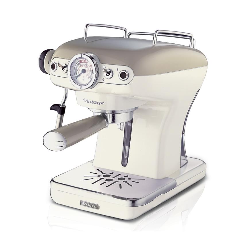 espresso vintage beige ariete