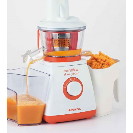 Ariete Centrika Slow Juicer Orange 176 : Ariete (EN)