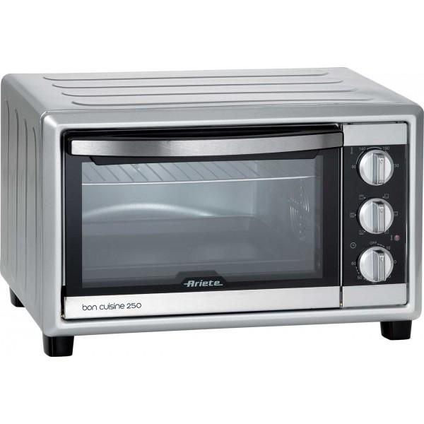 Forni ariete piccoli elettrodomestici for Ariete bon cuisine 250 metal
