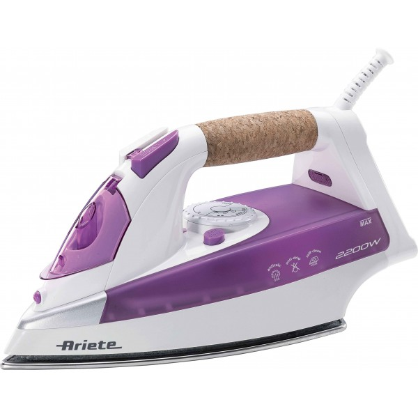 Steam Iron 2200W Purple