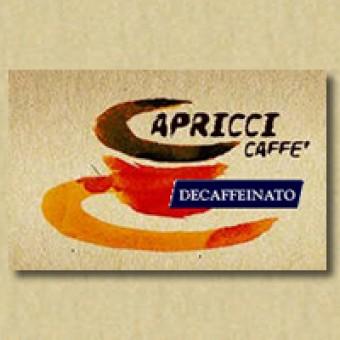 Capsule Capricci Caffè Decaffeinato