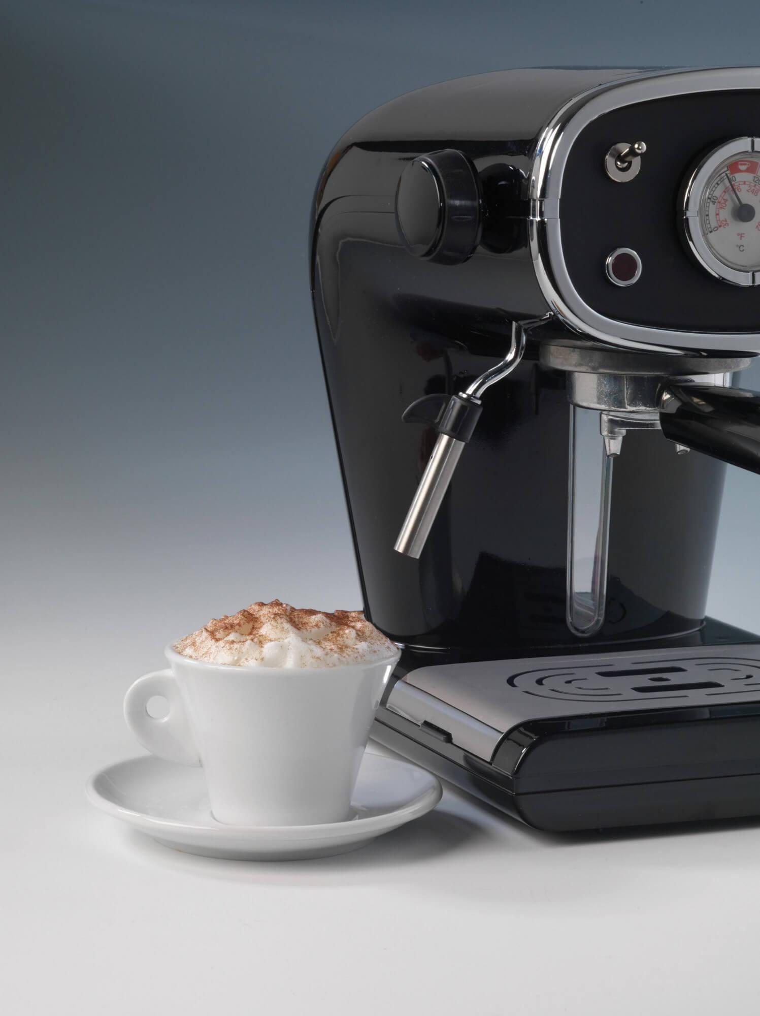 Caf retr nera ariete piccoli elettrodomestici for Ariete elettrodomestici