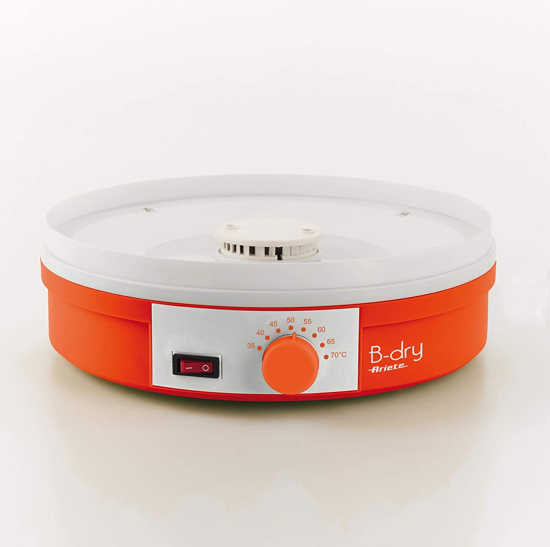 ARIETE 0616 B-Dry Essiccatore Disidratatore Cibi Conservare gli Alimenti a Lungo